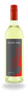 flame hill white wine